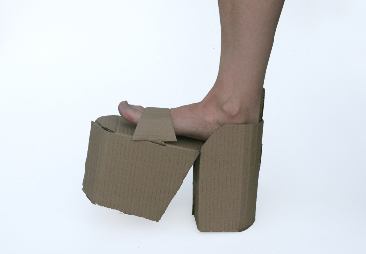 Conceptual design - Sandal folding