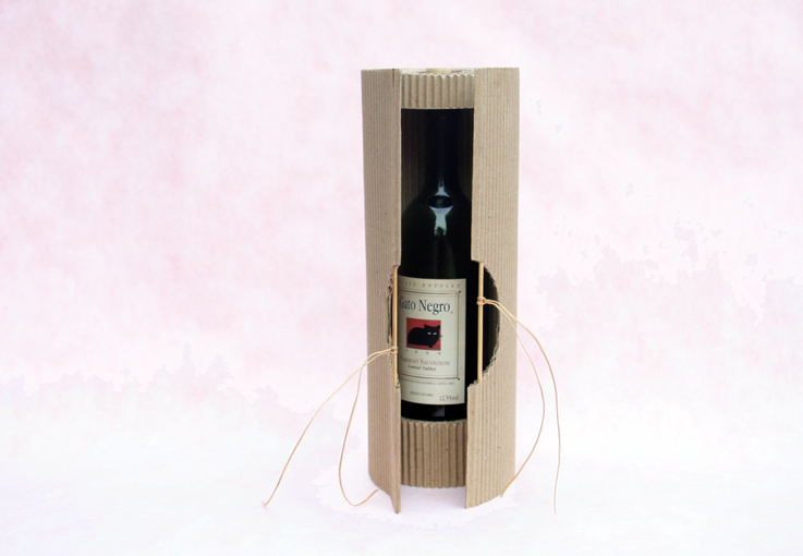 Packaging for a Boutique Winery